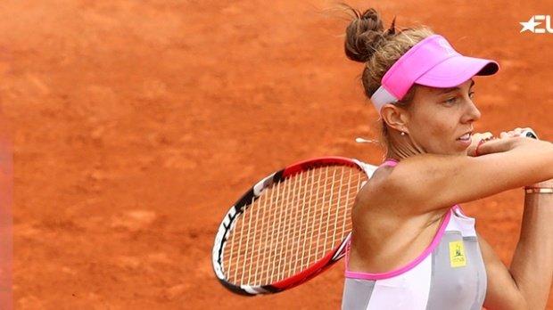 O nouă victorie a tenismenei Mihaela Buzărnescu. S-a calificat în sferturi la Nottingham (WTA)