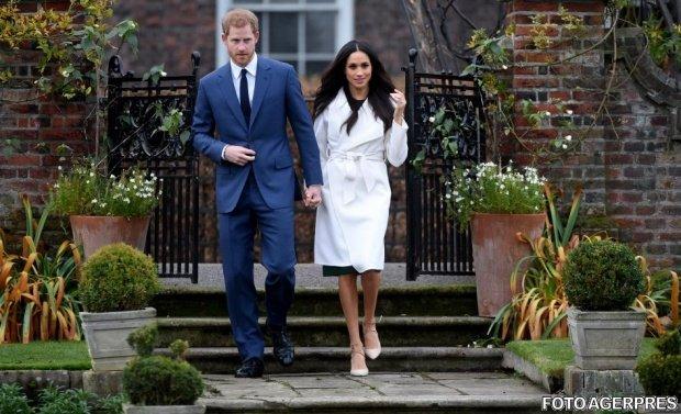 Prinţul Harry este stilistul soţiei sale