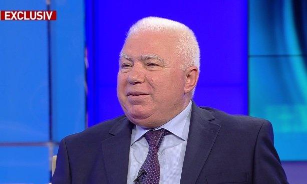 Judecătorul CCR Lăzăroiu: Știu sigur că am fost interceptat