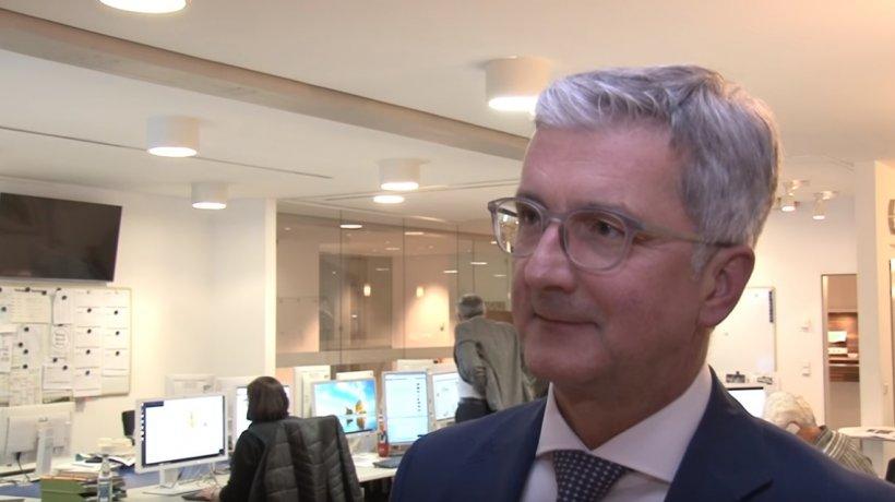 Directorul general de la Audi, arestat în Germania