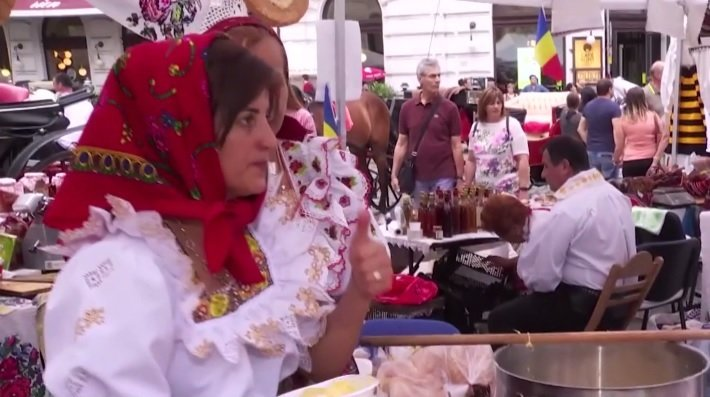 Vienezii au prins gustul mâncării tradiționale românești