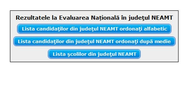 NOTELE la EVALUAREA NAŢIONALĂ 2018. Ce note au luat elevii din NEAMȚ. EDU.RO a publicat rezultatele