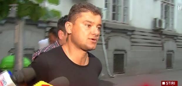 Cristian Boureanu, condamnat la doi ani și două luni de închisoare cu suspendare pentru ultraj