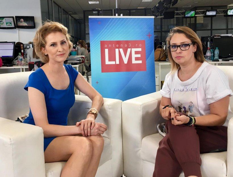 ANTENA3.RO LIVE. Dr. Laura Ene, nutriționist, despre diete și greutatea ideală