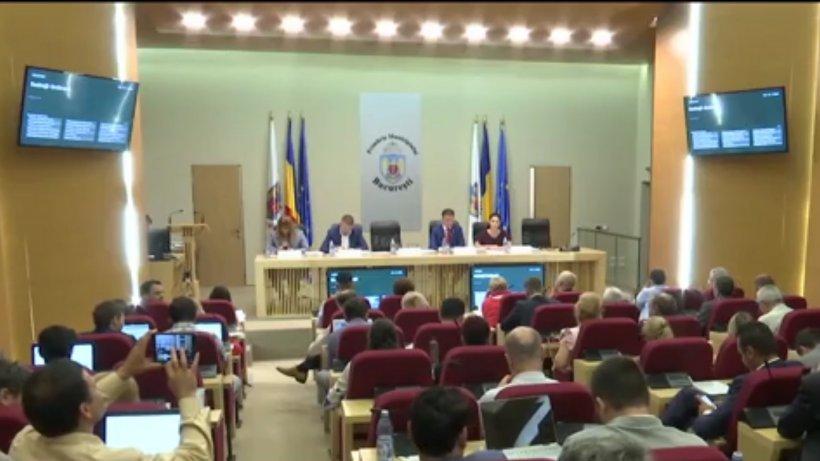 Politikix. Scandal în Consiliul General Al Municipiului Bucureşti. Viceprimar, limbaj suburban în şedinţă