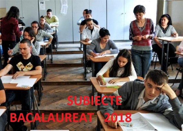 Subiecte limba română Bacalaureat 2018 edu.ro. Ce a picat azi la subiectul III