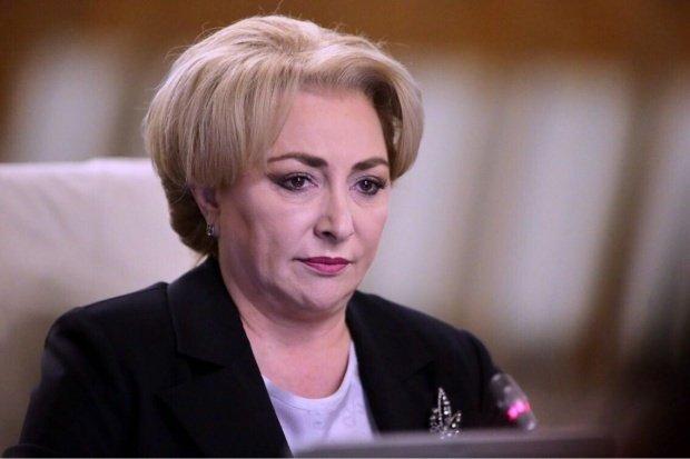 Premierul Dăncilă, în birou la Liviu Dragnea înainte de dezbaterea moțiunii de cenzură