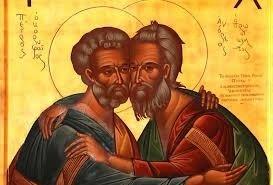 Sărbătoare mare pe 29 iunie! Creștinii ortodocși îi sărbătoresc pe Sfinții Apostoli Petru și Pavel