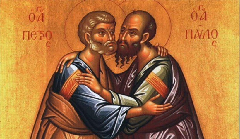 Sfinții Petru și Pavel, sărbătoare mare pe 29 iunie! Ce e interzis să faci azi