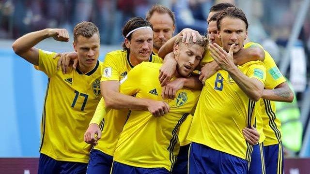 Suedia s-a calificat în sferturile de finală la Cupa Mondială 2018