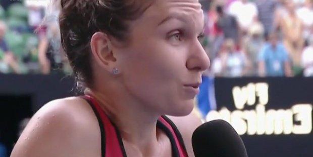 """Simona Halep, declarație după calificarea în turul trei la Wimbledon: """"Voi crede în șansa mea"""""""