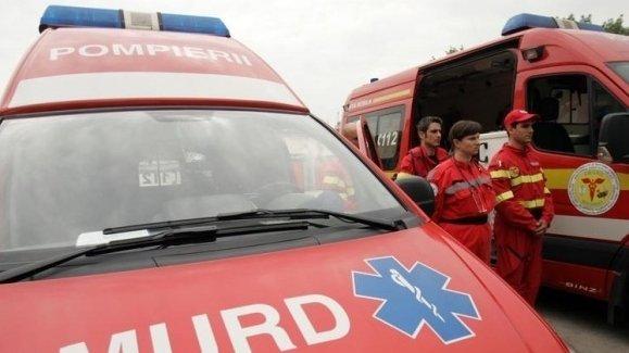 A încercat să sară gardul unei şcoli din Buzău,dar a rămas cu mâna prinsă între fiare. Cum au reacționat autoritățile