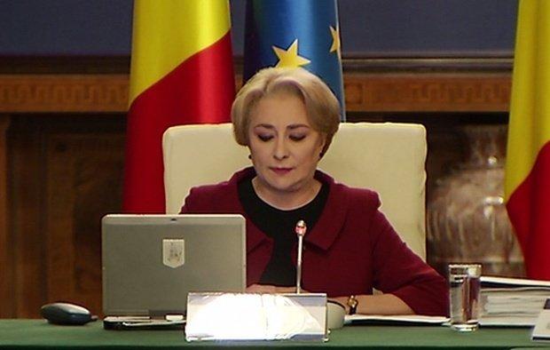Premierul Viorica Dăncilă, întâlniri cu oficialii europeni