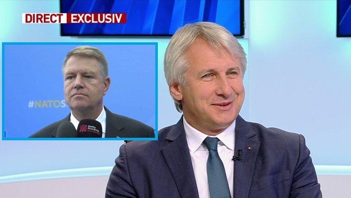 Teodorovici anunță cum va proceda Fiscul ca să ia banii datorați de Klaus Iohannis statului