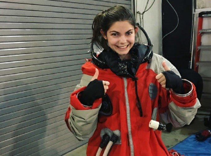 NASA pregăteşte o tânără de 17 ani pentru a fi primul om pe Marte. La ce a trebuit să renunţe