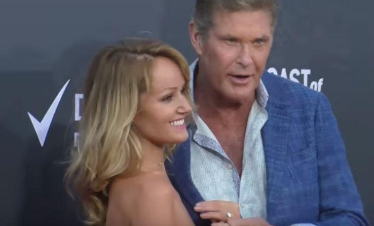 Bucurie mare la Hollywood! Actorul David Hasselhoff se căsătorește pentru a treia oară