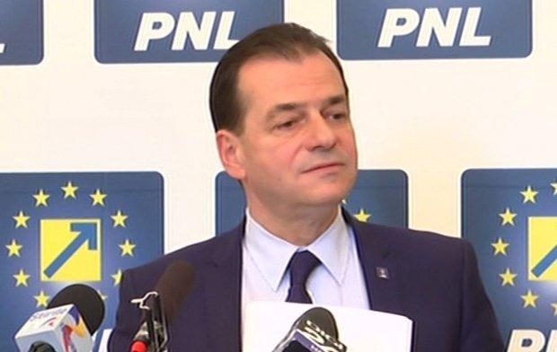 Ludovic Orban: Nu există nicio bază constituţională pentru adoptarea unei ordonanţe de urgenţă în domeniul Justiţiei