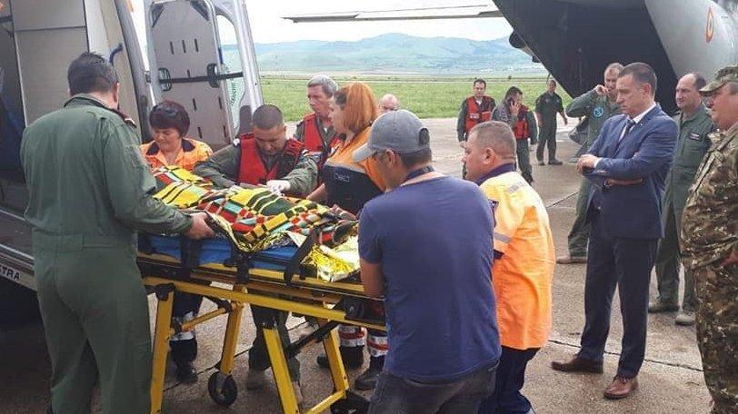 Ministrul Mihai Fifor, mesaj de ultimă oră despre starea piloților avionului prăbușit în Bacău