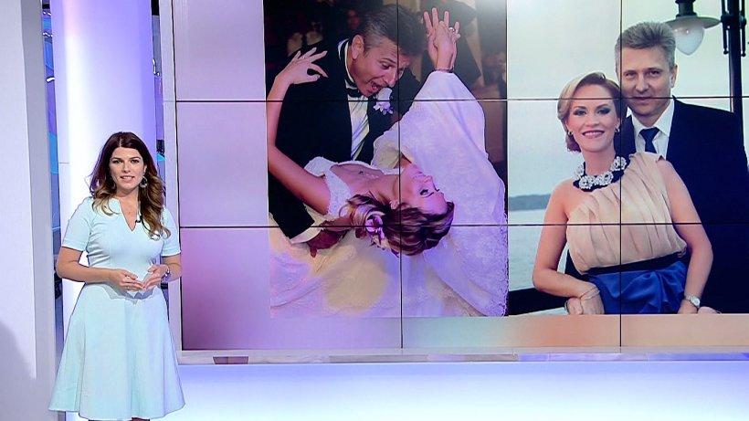 Cele mai luxoase nunți ale mireselor din politică. Cum a arătat Gabriela Firea în rochie de mireasă