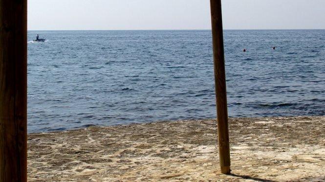 Cum a dispărut peste noapte o superbă plajă din România