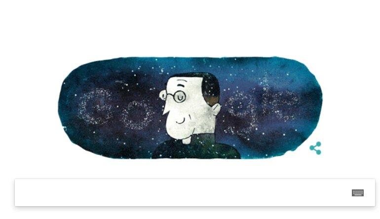 Georges Lemaître. Google celebrează 124 de ani de la nașterea lui Georges Lemaître