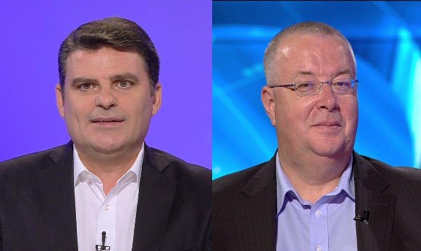 Radu Tudor și Bogdan Chirieac, pariu în direct cu un lider PNL. Ce vor câștiga dacă Iohannis nu prinde al doilea mandat în 2019