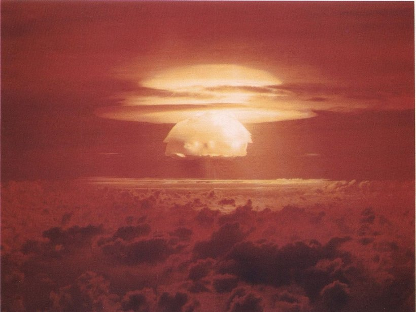 Rusia testează noi arme nucleare