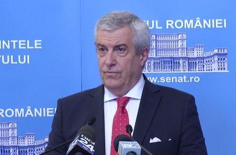 Călin Popescu Tăriceanu, candidatul PSD-ALDE pentru prezidențiale? Anunțul făcut de liderul Camerei Deputaților