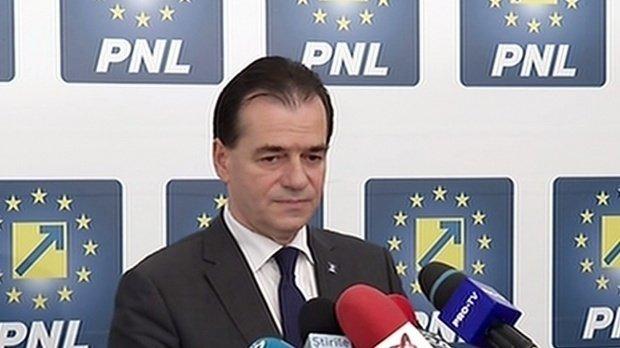 """Ludovic Orban, referitor la o posibilă ruptură în PNL după revenirea lui Blaga: """"Sub nicio formă"""""""