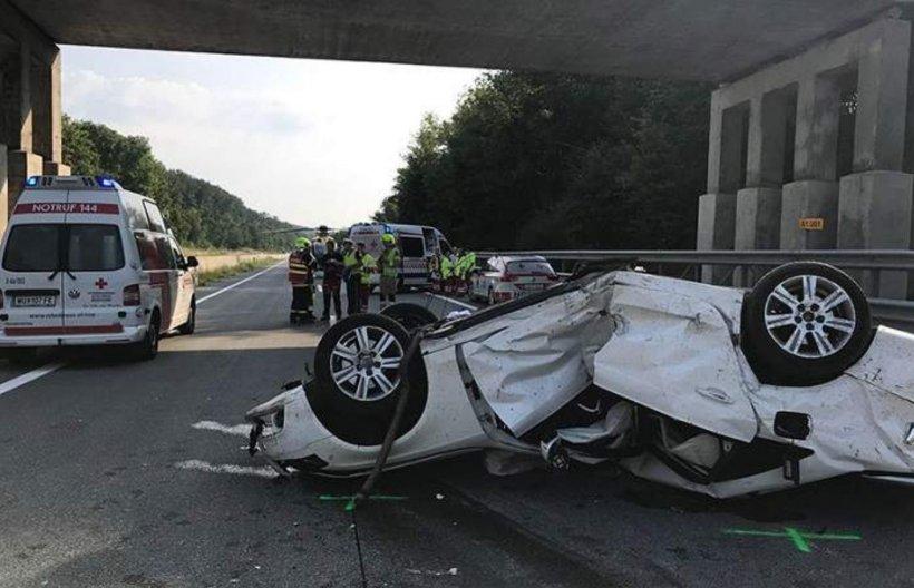 MAE, precizări despre accidentul din Austria