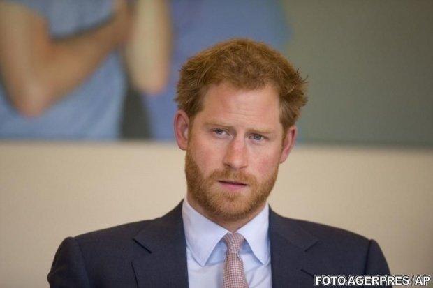 Motivul pentru care Prințul Harry a fost trimis într-un centru de reabilitare în 2002