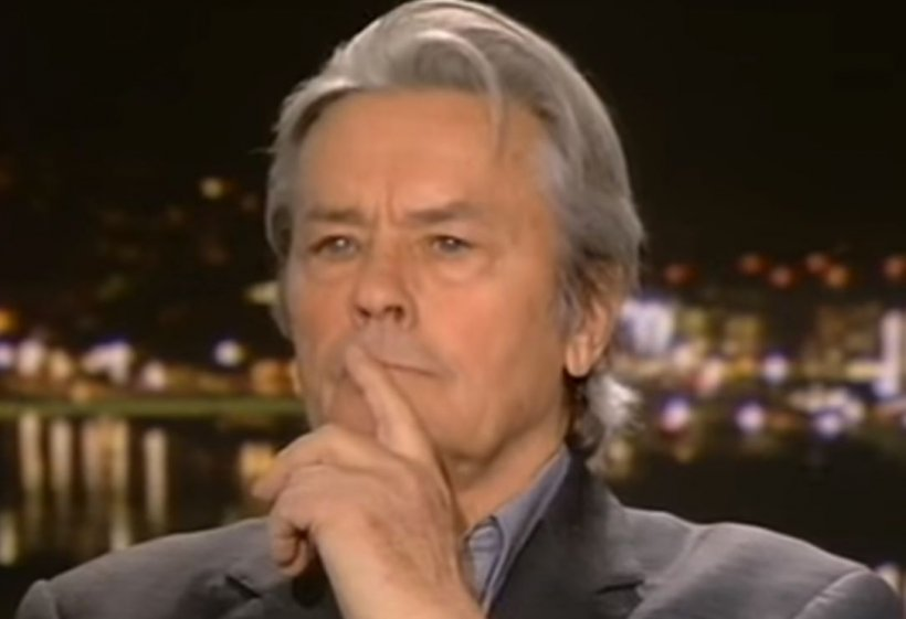 "Alain Delon este grav bolnav: ""Se pregăteşte să moară"""
