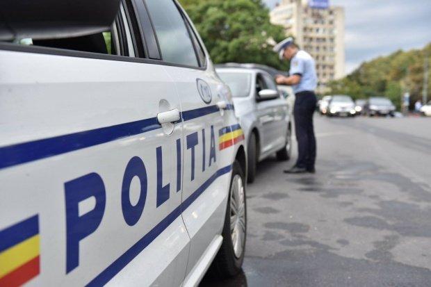 Copil de patru ani, din Alba Iulia, lovit cu mașina de o polițistă