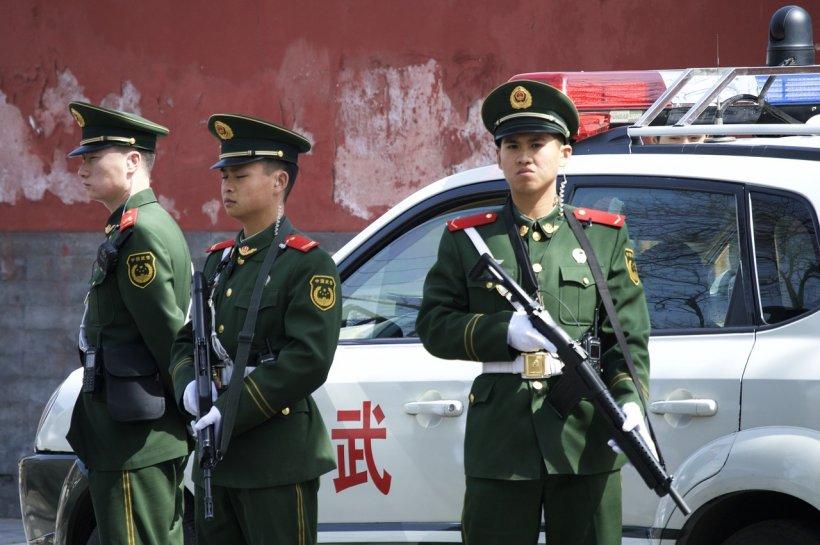 Explozie în fața ambasadei SUA din Beijing