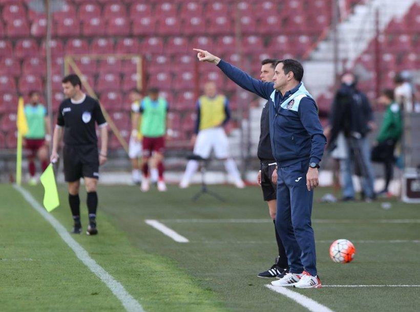 Portughezul Antonio Conceicao, noul antrenor al echipei de fotbal CFR Cluj