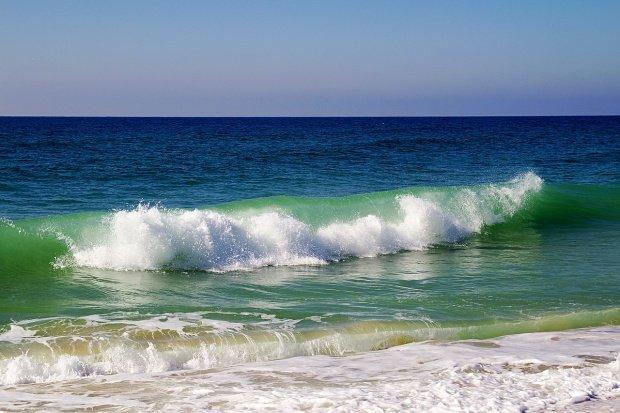 Cum arată un weekend pe plajele din Mamaia