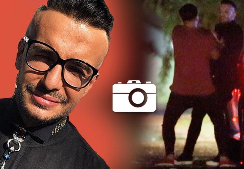 Imagini explozive! Răzvan Ciobanu, agresat în plină stradă de fostul iubit!