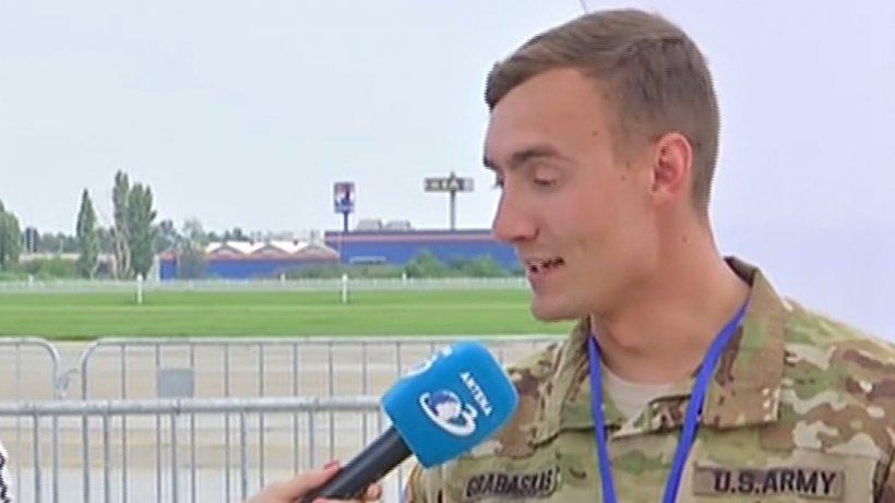 Avioane militare și de acrobație la BIAS.Reprezentantal Forțelor aeriene ale SUA:Aștept cu nerăbdare să mă antrenez alături de Forțele Armate din România
