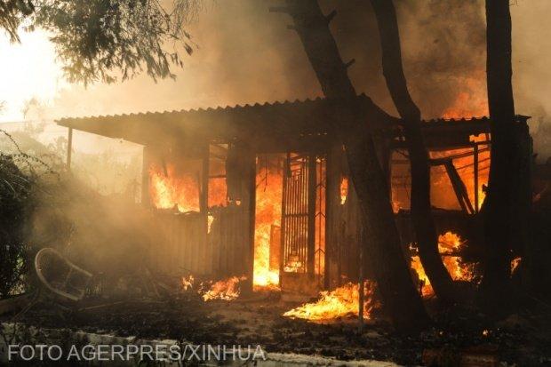 Incendii în Grecia: Un nou bilanţ anunţă cel puţin 91 de morţi