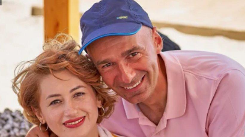 Adrian Gemănaru, omul care a creat singura plajă terapeutică din România