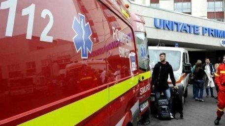 Autobuz cu 40 de pasageri la bord, implicat în accident pe DN2B, în Buzău