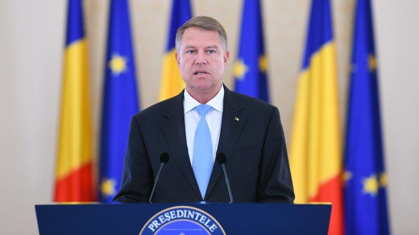 Klaus Iohannis atacă la CCR modificarea legii Curții de Conturi