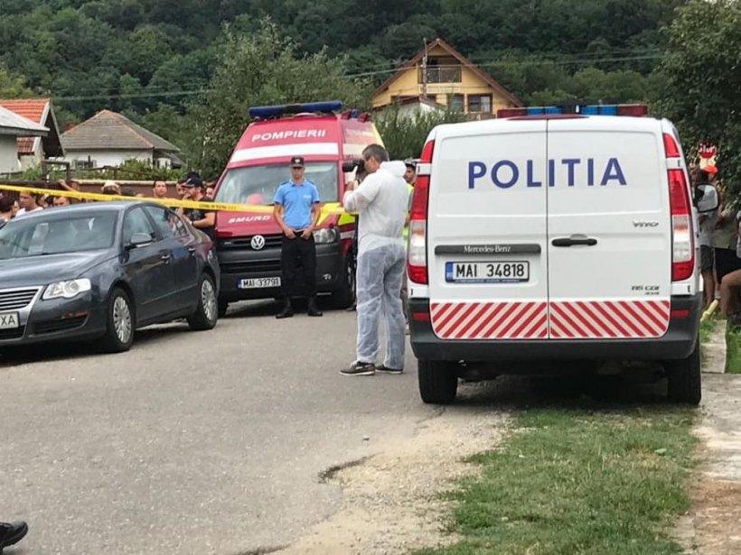 Vecina polițistei criminale din Gorj, detalii incredibile despre noaptea crimei