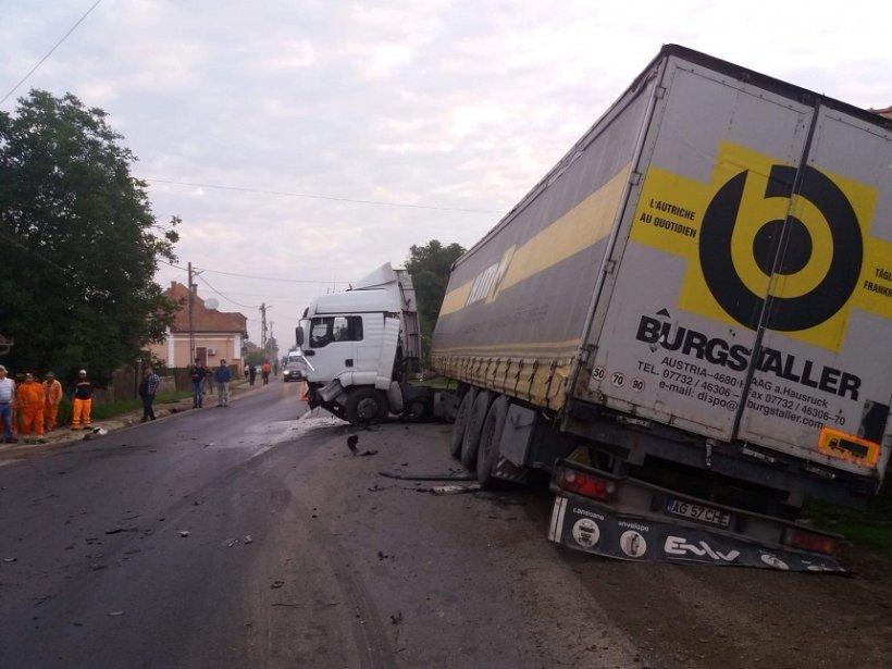 Accident grav în județul Covasna: Doi morți și doi răniți