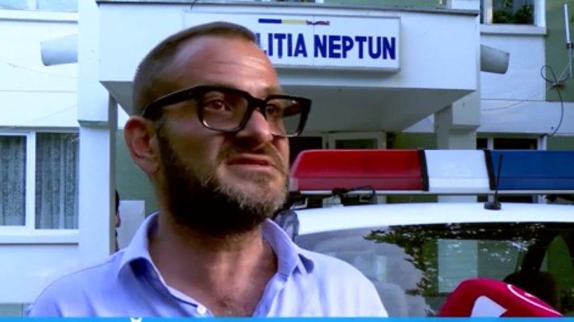 Şeful OPC Constanţa susţine că a fost bătut de angajaţii unei terase - VIDEO
