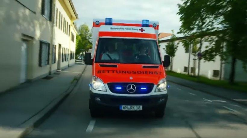 Zeci de persoane au fost rănite, la un eveniment electoral al premierului Bavariei