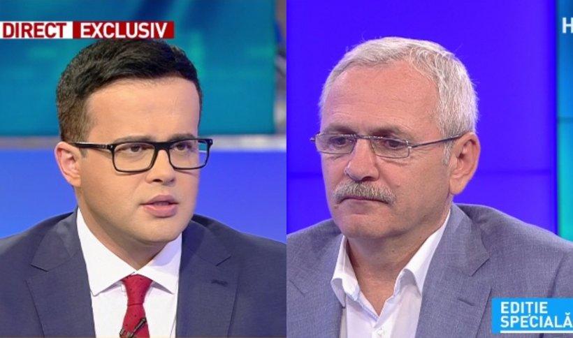 Dragnea: Klaus Iohannis este disperat și s-a umplut de ridicol