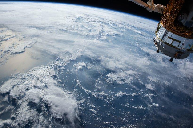 Staţia Spaţială Internaţională este vizibilă miercuri şi vineri pe cerul Bucureştiului