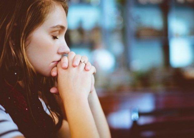 rugăciunea de a scăpa în jos)