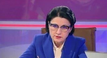"""Ecaterina Andronescu, la adresa lui Liviu Pop: Mă simt jignită de dumneavoastră cu apelativul """"soroşistă"""""""